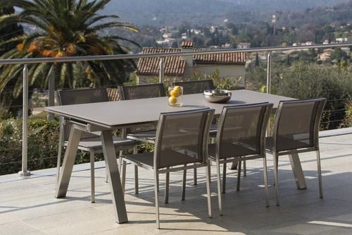 table lexus v les jardins du sud